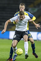 Benjamin Madsen (Led�je-Sm�rum Fodbold), Mads Juel Andersen (Br�ndby IF)