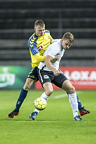 Mads Juel Andersen (Br�ndby IF), Uidentificeret person (Led�je-Sm�rum Fodbold)