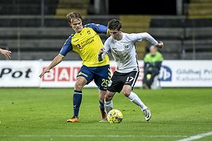 Gregers Arndal-Lauritzen (Br�ndby IF), Mathias Granse (Led�je-Sm�rum Fodbold)