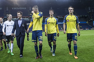 Mads Juel Andersen (Br�ndby IF), Filip Blazek (Br�ndby IF), Gregers Arndal-Lauritzen (Br�ndby IF)
