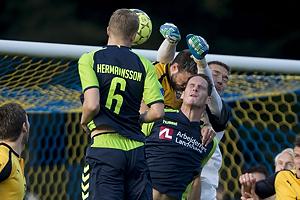 Hj�rtur Hermannsson (Br�ndby IF), Benedikt R�cker (Br�ndby IF), Jesper Rask (Hobro IK)