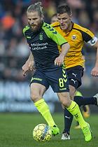 Lasse Vigen Christensen (Br�ndby IF), Jonas Brix-Damborg (Hobro IK)