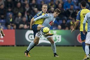 Hj�rtur Hermannsson (Br�ndby IF), Mikael Uhre (S�nderjyskE)
