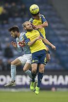 Christian N�rgaard (Br�ndby IF), Kasper Fisker (Br�ndby IF)