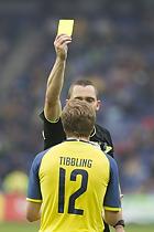 Simon Tibbling (Br�ndby IF), Mads-Kristoffer Kristoffersen, dommer