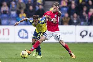 Hany Mukhtar (Br�ndby IF), Casper Sloth (Silkeborg IF)