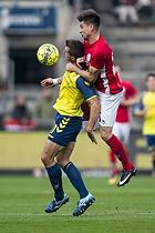 Kamil Wilczek (Br�ndby IF), Gregor Sikosek (Silkeborg IF)