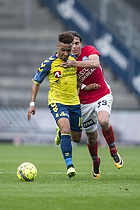 Hany Mukhtar (Br�ndby IF), Robert Skov (Silkeborg IF)