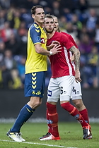 Benedikt R�cker (Br�ndby IF), Jens Martin Gammelby (Silkeborg IF)