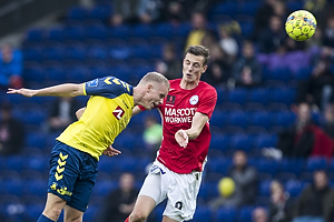 Hj�rtur Hermannsson (Br�ndby IF), Gustaf Nilsson (Silkeborg IF)