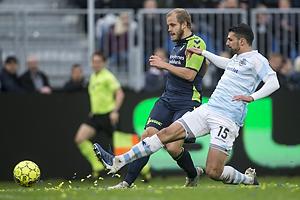 Teemu Pukki (Br�ndby IF), Daniel J�rgensen (FC Helsing�r)