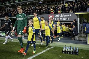 Frederik R�nnow (Br�ndby IF), Benedikt R�cker (Br�ndby IF)