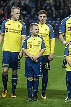 Lasse Vigen Christensen (Br�ndby IF), Hj�rtur Hermannsson (Br�ndby IF)