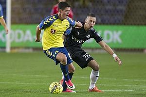 Christian N�rgaard (Br�ndby IF), Nikola Djurdjic (Randers FC)