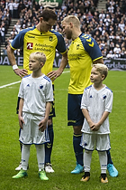 Benedikt R�cker (Br�ndby IF), Paulus Arajuuri (Br�ndby IF)