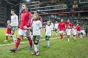 Danmark - Irland