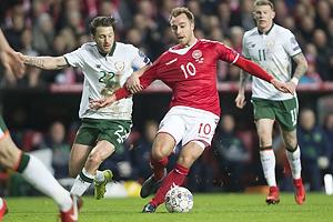 Harry Arter (Irland), Christian Eriksen (Danmark)