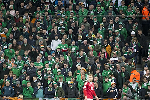 Irske fans