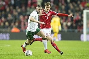 Andreas Bjelland (Danmark), Daryl Murphy (Irland)