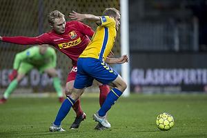 Teemu Pukki (Br�ndby IF), Uidentificeret person (FC Nordsj�lland)