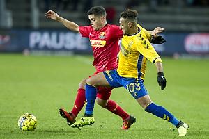 Patrick da Silva (FC Nordsj�lland), Hany Mukhtar (Br�ndby IF)
