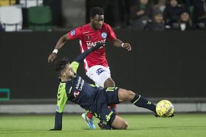 Ibrahim Moro (Silkeborg IF), Besar Halimi (Br�ndby IF)