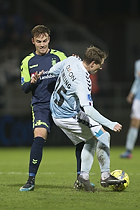 Lasse Vigen Christensen (Br�ndby IF), Niki Zimling (S�nderjyskE)