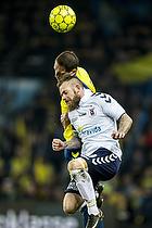 Benedikt R�cker (Br�ndby IF), Martin Spelmann (Agf)