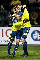 Simon Tibbling, m�lscorer (Br�ndby IF), Benedikt R�cker (Br�ndby IF)