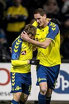Benedikt R�cker (Br�ndby IF), Simon Tibbling, m�lscorer (Br�ndby IF)