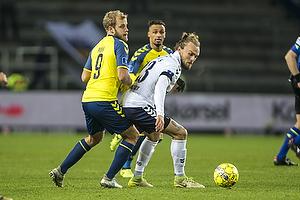 Teemu Pukki (Br�ndby IF), Pierre Kanstrup (Agf)