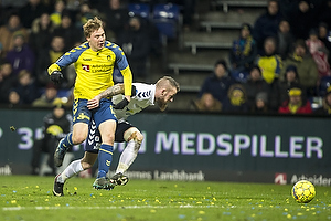 Simon Tibbling (Br�ndby IF), Martin Spelmann (Agf)