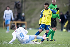 Valon Ljuti (FC Roskilde), Hany Mukhtar (Br�ndby IF)