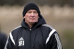 John Faxe Jensen, cheftr�ner (Fremad Amager)