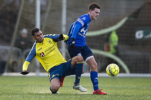 Joel Kabongo (Br�ndby IF), Uidentificeret person (Fremad Amager)