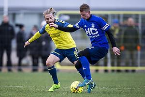 Kasper Fisker (Br�ndby IF), Martin Jensen (Fremad Amager)