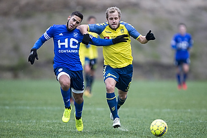 Teemu Pukki (Br�ndby IF), Uidentificeret person (Fremad Amager)