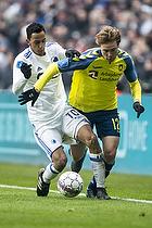 Zeca (FC K�benhavn), Simon Tibbling (Br�ndby IF)