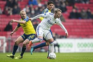 Kasper Fisker (Br�ndby IF), Uidentificeret person (FC K�benhavn)