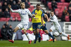 Nicolai Boilesen (FC K�benhavn), Kamil Wilczek (Br�ndby IF)