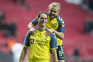 Benedikt R�cker (Br�ndby IF), Kasper Fisker (Br�ndby IF)