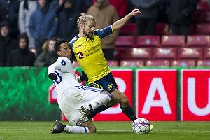 Zeca (FC K�benhavn), Kasper Fisker (Br�ndby IF)