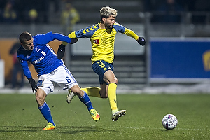 Anthony Jung (Br�ndby IF), Herolind Shala (Lyngby BK)