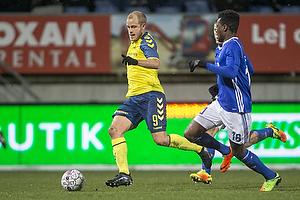 Teemu Pukki (Br�ndby IF), Kevin Tshiembe (Lyngby BK)
