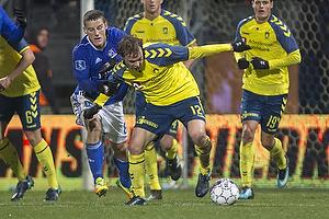 Herolind Shala (Lyngby BK), Simon Tibbling (Br�ndby IF)