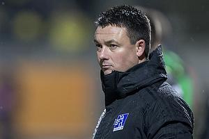 Thomas Noergaard, cheftr�ner (Lyngby BK)