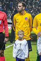 Diego God�n, anf�rer (Atletico Madrid)