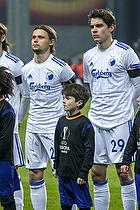 Robert Skov (FC K�benhavn), Peter Ankersen (FC K�benhavn)