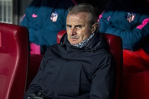Diego Simeon, cheftr�ner (Atletico Madrid)
