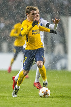 Antoine Griezmann (Atletico Madrid), Nicolai Boilesen (FC K�benhavn)